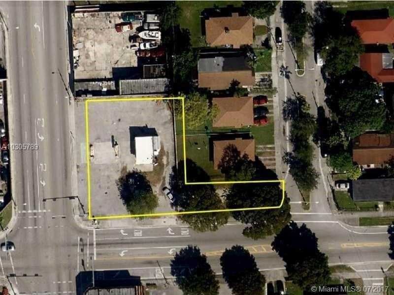 i just re-listed this great investment commercial property in miami-dade! #miamiisbooming don't regret missing this opportunity to own commercial property in sought after miami-dade county on a main road and situated within blocks of the upcoming $286m liberty square rising redevelopment project. this 17,850 sq ft lot is situated on the main street in one of the most rapidly evolving areas attractive to redevelopment. this location is desirable to anyone seeking high visibility, allows quick access to all major transportation vessels, expressways. ideal for development or hold for investment.