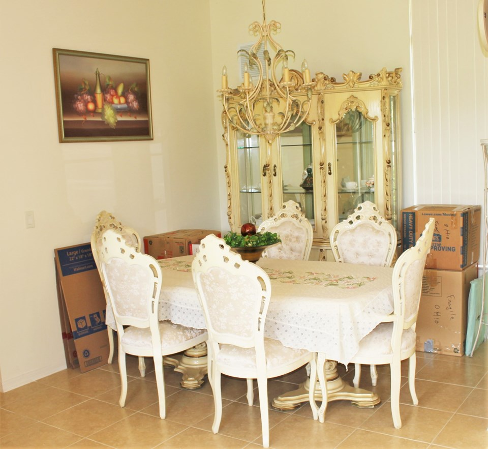 formal diningroom one of three eating/entertaining areas in this gracious home....